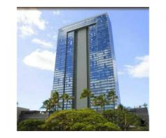 Executive furnished 4 bedroom penthouse in Pacifica Honolulu